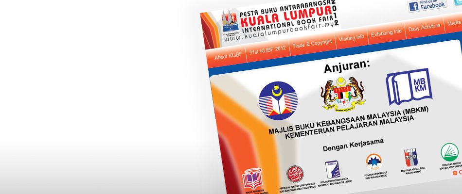 KL International<br>Book Fair 2012
